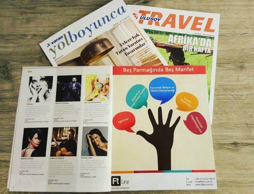 Ulusoy Travel – Varan Reklam İlanı