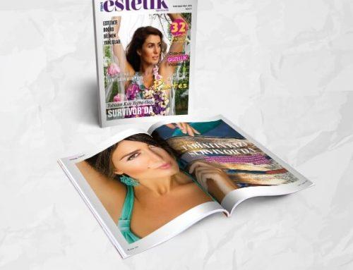 Estetik Dergisi: Başarı Rotamızı Çizmek